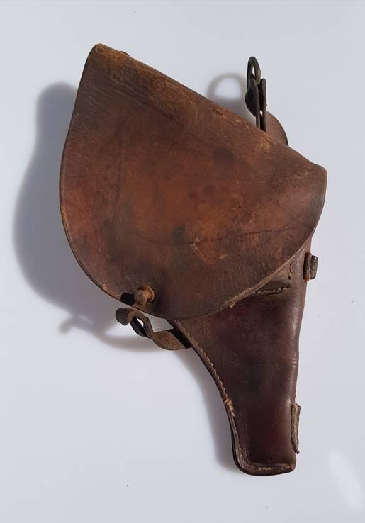Кобура револьвера Наган