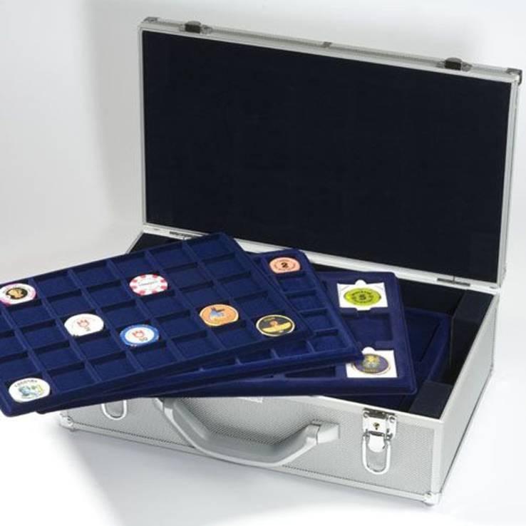 Кейс для монет под лотки устой на 12 лотков, фото №3