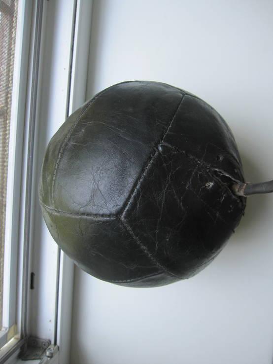 Кожаный мяч, фото №7