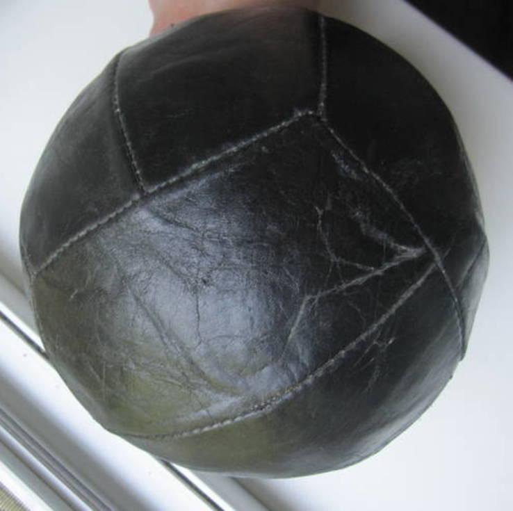Кожаный мяч, фото №10