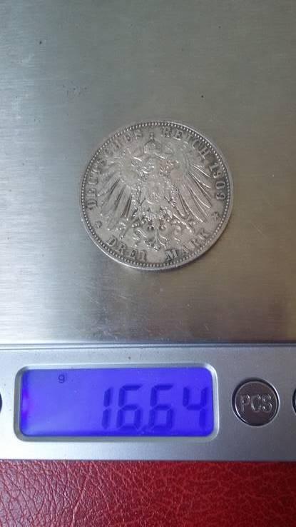 3 марки 1909 года, фото №6