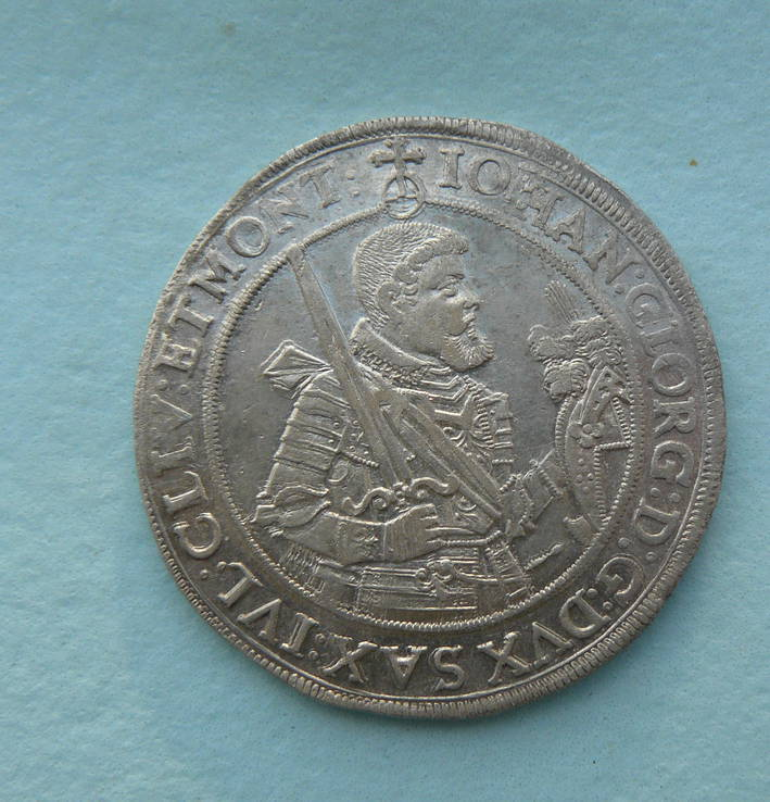 Талер 1618 г.