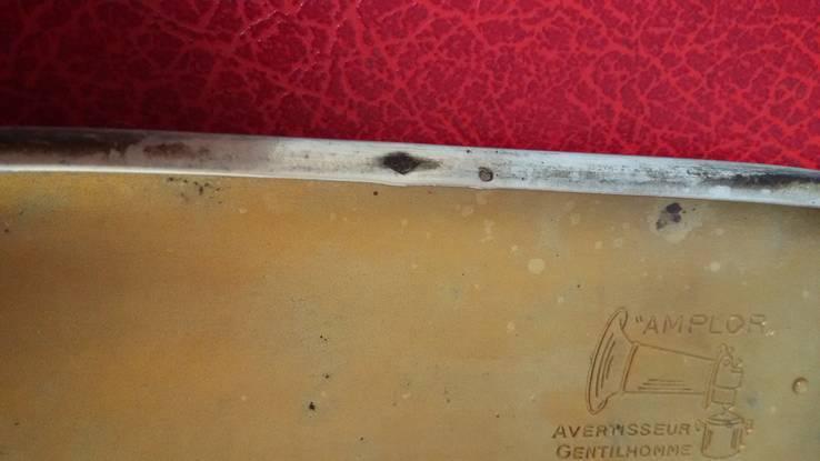 Портсигар швейцарский  выгнутый, фото №14