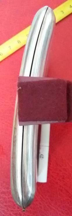 Портсигар швейцарский  выгнутый, фото №16