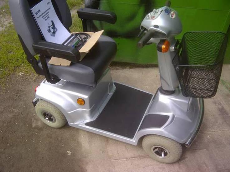 Електро скутер.HS 580
