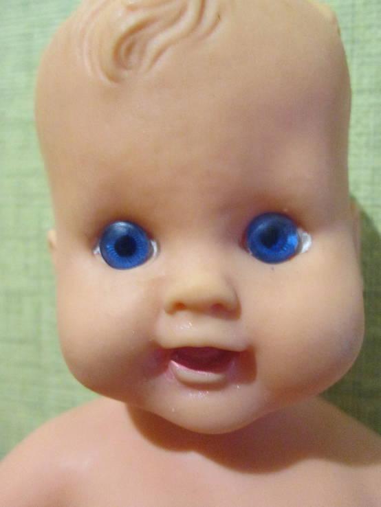 Пупс ,кукла ,Rubber Toys, Италия., фото №8