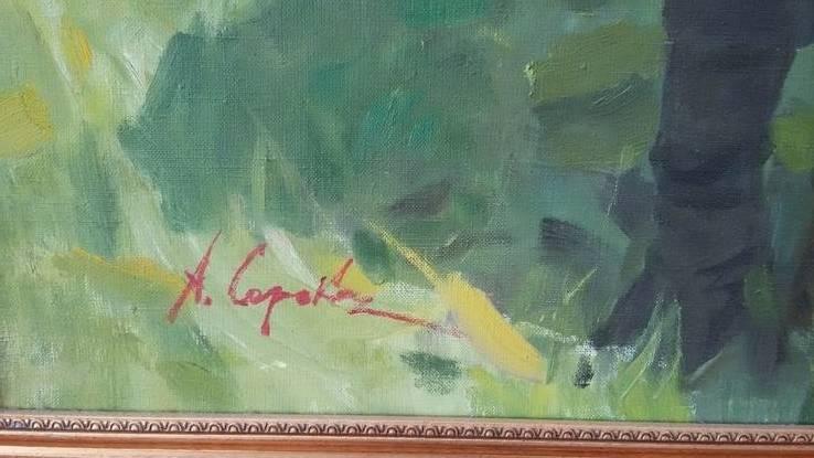А.Сорока картина № 1, фото №9