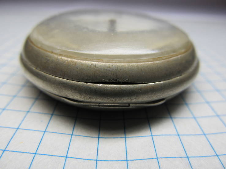 Часы карманные Favre Freres, клейма, фото №6
