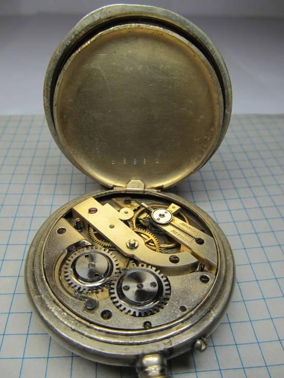 Часы карманные Favre Freres, клейма, фото №11