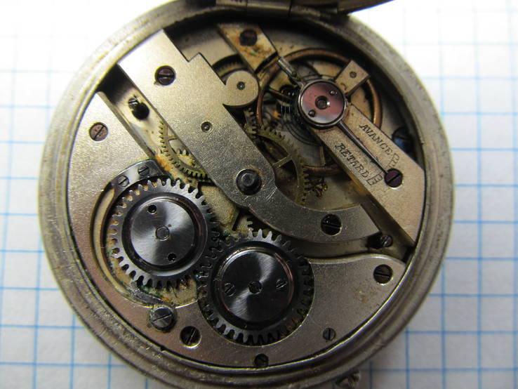 Часы карманные Favre Freres, клейма, фото №12