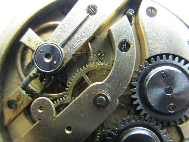 Часы карманные Favre Freres, клейма, фото №13