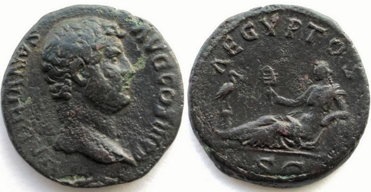 As имп.Адриан 134-138 гг н.э. (26_24)