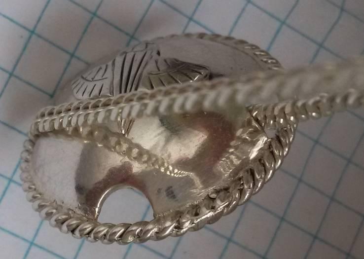 Цепочка с десантным кулоном, фото №12