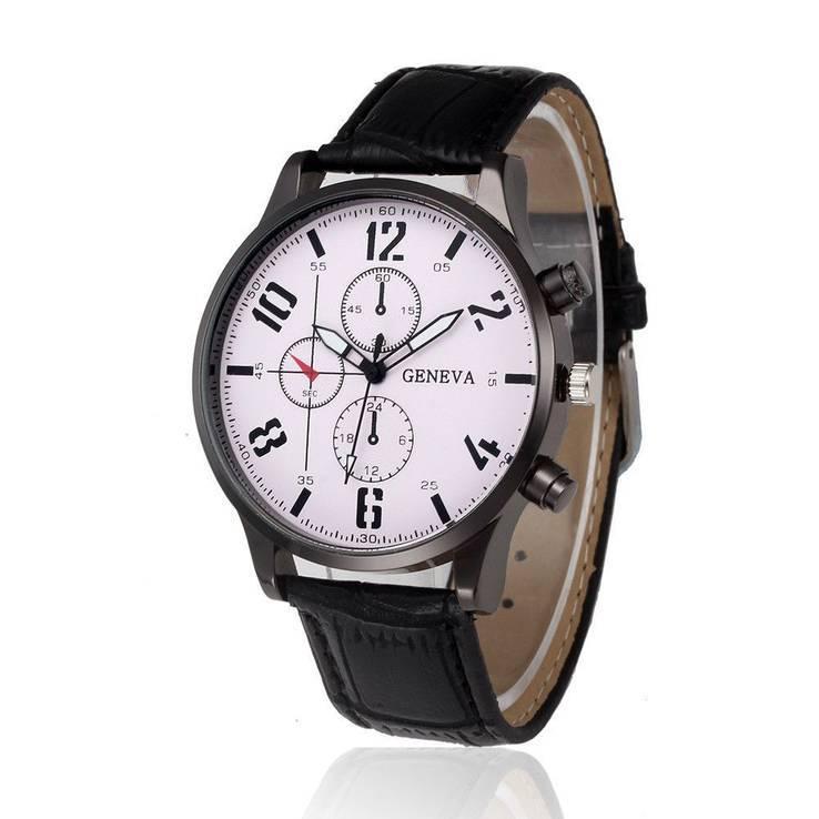 Часы женские, мужские Geneva. В наличии. Новые