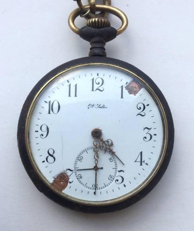 Часы с четвертным репетиром