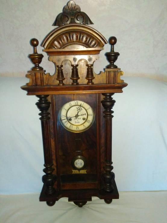 Продам настенные часы ( Le Roi a Paris)