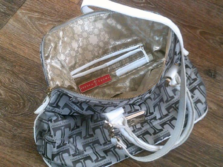 Иванка Трамп - стильная женская сумка