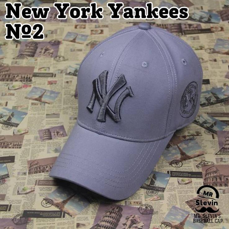 New York Yankees №2 Высокое качество. Кепки | Бейсболки Мужские | Женские.