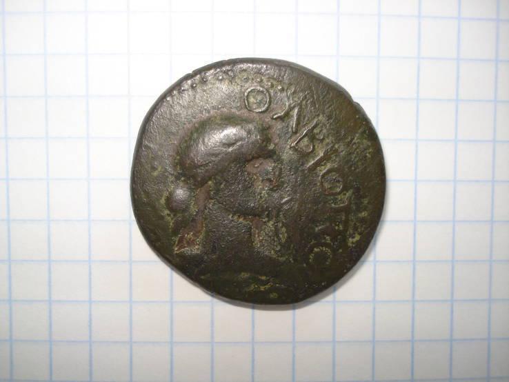 Ольвийский тетрассарий Писистрата