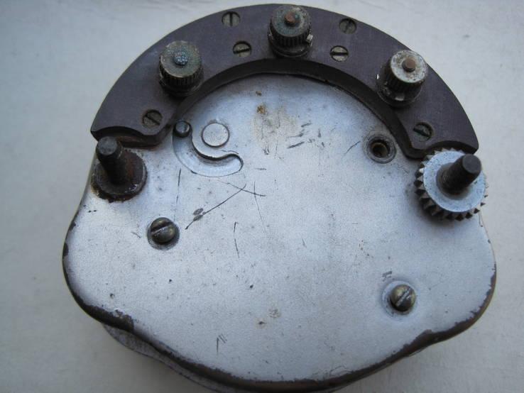 Часы авиационный хронограф 1 Гчз 8 дней 1939 год, фото №6