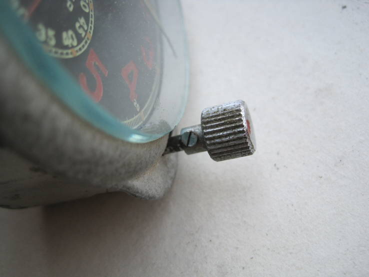 Часы авиационный хронограф 1 Гчз 8 дней 1939 год, фото №8