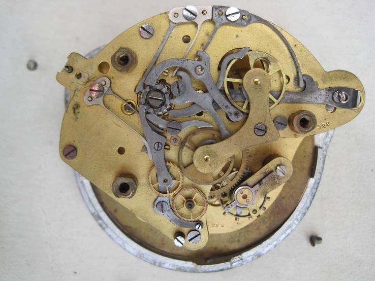 Часы авиационный хронограф 1 Гчз 8 дней 1939 год, фото №13