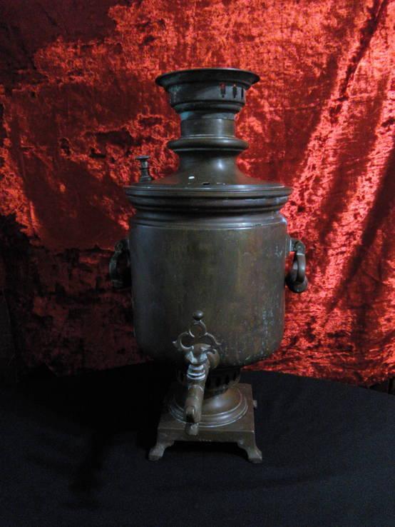 Самовар Баташева 1896 г. 7 литров