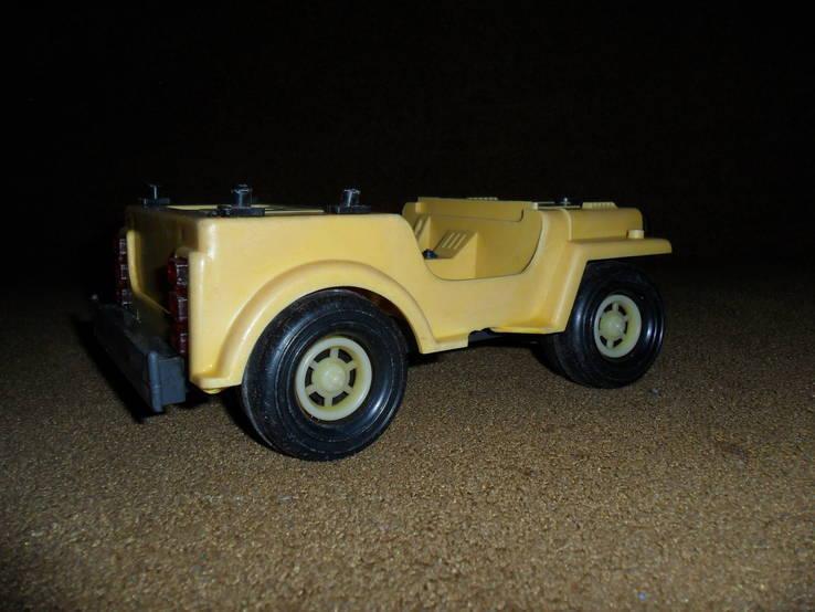 Машинка Джип СССР, фото №4