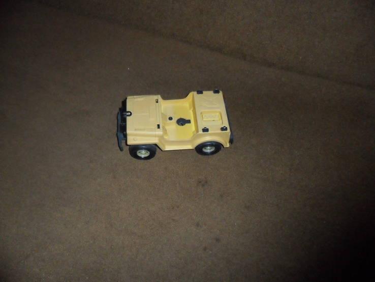 Машинка Джип СССР, фото №6