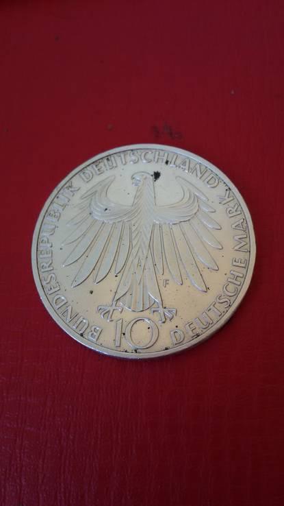 "Монета ""Игры 20 олимпиады.""., фото №3"