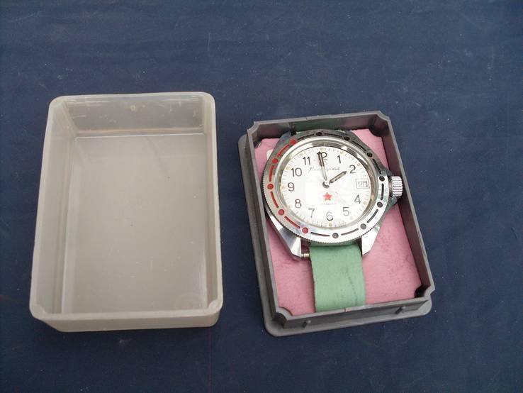 Новые часы (Командирские - Восток) СССР
