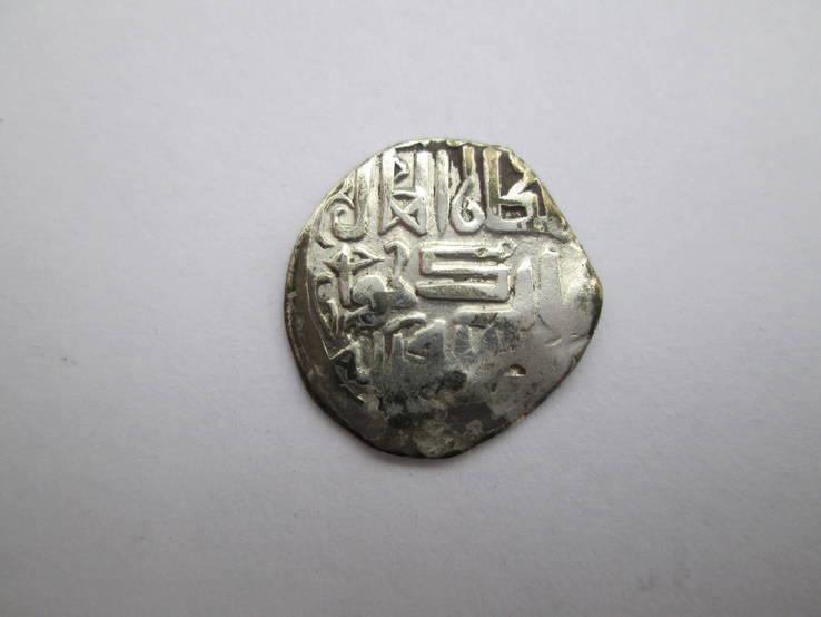 Хан Мубарек Ходжа, чекан Сыгнака, 768 г.х.