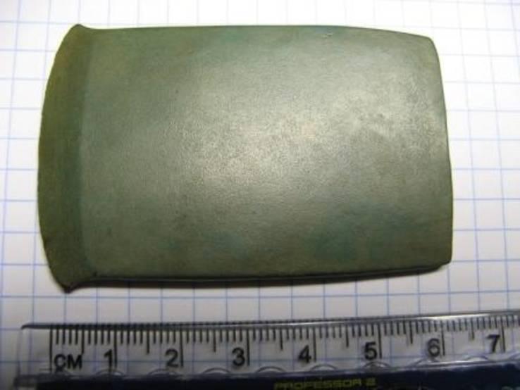 Плоский топор-тесло, примерно 2250-1800гг. до н.э.