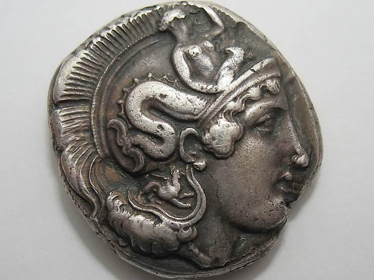 Древняя Греция. Дистатер Лукании 350-330 г.г. до н.э.