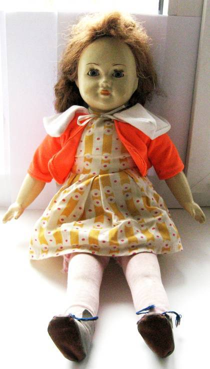 Кукла (50-е годы)
