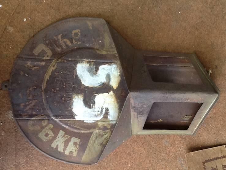 Старинная табличка номера дома