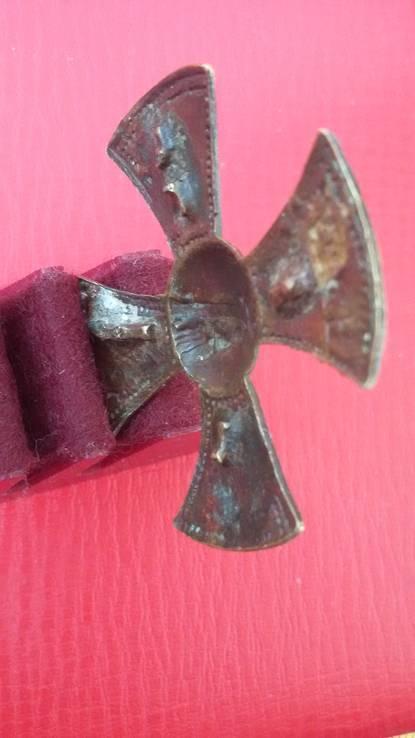 Ополченченский  крест, фото №6