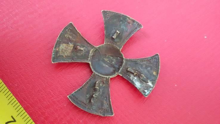 Ополченченский  крест, фото №8