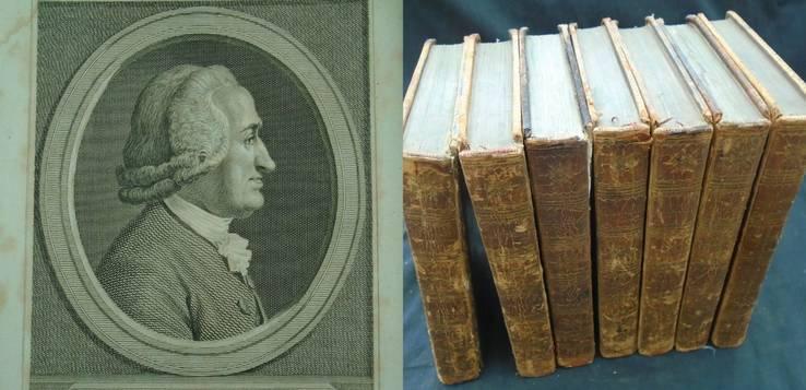 1806 Путешествия Анархасиса. 7 томов.