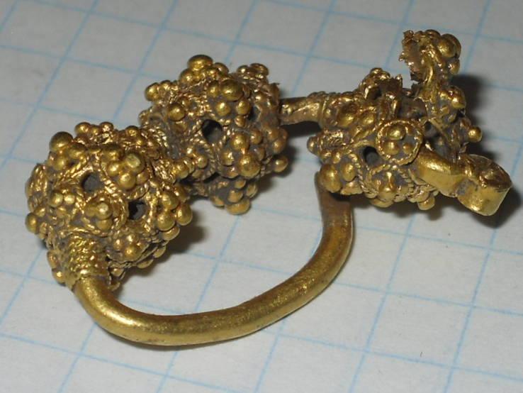 Колт КР золото