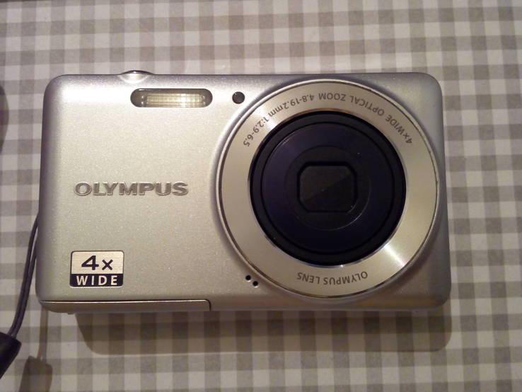 Фотоапарат OLYMPUS D-735