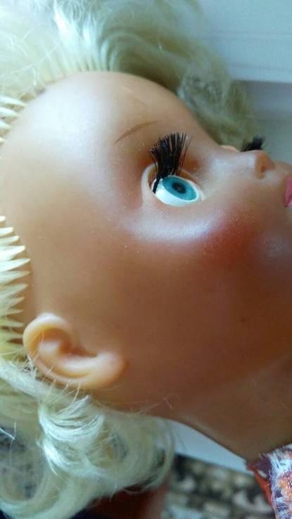 Старинная кукла с клеймом ГДР, фото №3