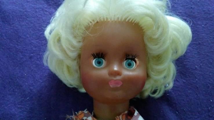 Старинная кукла с клеймом ГДР, фото №9