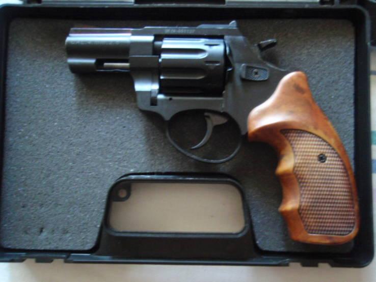 Револьвер+ кобура (флобер)