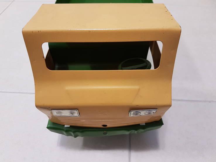 Железный большой автомобиль игрушка СССР, фото №6