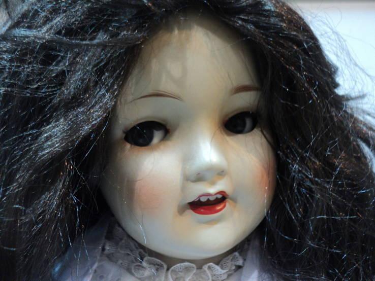 Кукла старая большая, фото №3