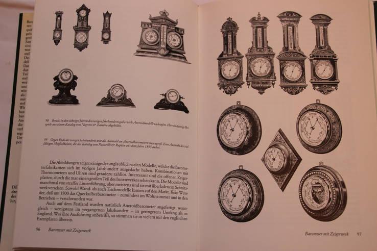 "Книга ""Старый барометр"" Bert Bolle, 1980, фото №7"