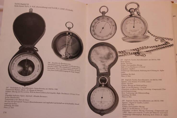 "Книга ""Старый барометр"" Bert Bolle, 1980, фото №11"