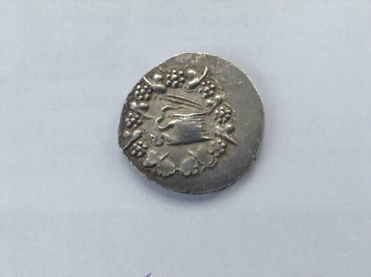 Греція тетрадрахма