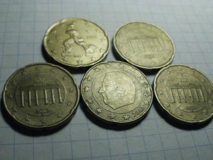 5 euro, фото №15